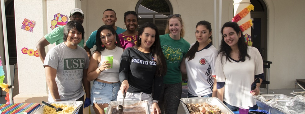 USF Sarasota Manatee promotes diversity and inclusion