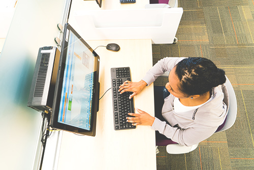 Academic Resource Desk