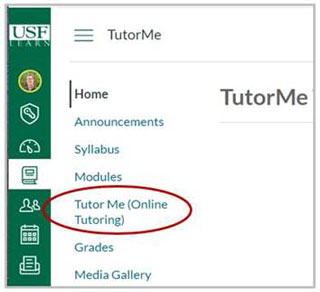 USF Learning Tutor Me
