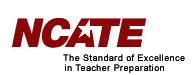 NCATE logo SOE