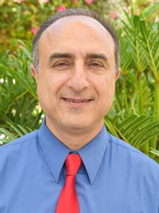Dr. Ehsan Sheybani USFSM