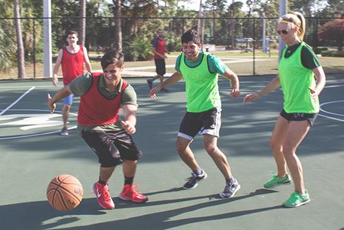 Recreation at USFSM