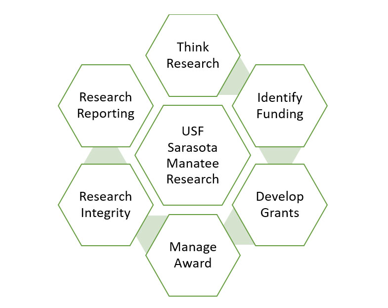 Research Grant Services at USFSM
