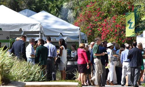 USF Federal Credit Union becomes title sponsor for Brunch on the Bay as new date set for Jan. 24, 2021; Elizabeth Moore to chair 27th Annual Event